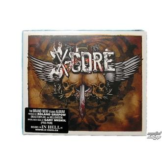 CD X-CORE 'In Infer', X-Core