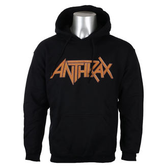sweat-shirt avec capuche pour hommes Anthrax - Evil Twin - ROCK OFF, ROCK OFF, Anthrax