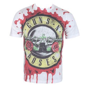 tee-shirt métal pour hommes Guns N' Roses - Blood Drip - ROCK OFF, ROCK OFF, Guns N' Roses