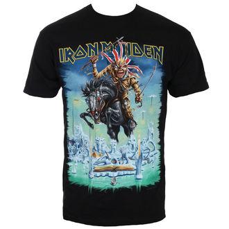 tee-shirt métal pour hommes Iron Maiden - Tour Trooper - ROCK OFF, ROCK OFF, Iron Maiden