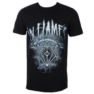 tee-shirt métal pour hommes In Flames - Battles Crest - ROCK OFF, ROCK OFF, In Flames