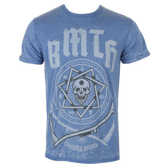 tee-shirt métal pour hommes Bring Me The Horizon - Crooked Young - ROCK OFF, ROCK OFF, Bring Me The Horizon
