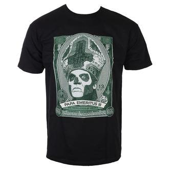 tee-shirt métal pour hommes Ghost - Papa Cash - ROCK OFF, ROCK OFF, Ghost
