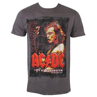 tee-shirt métal pour hommes AC-DC - Donington Set List - ROCK OFF, ROCK OFF, AC-DC