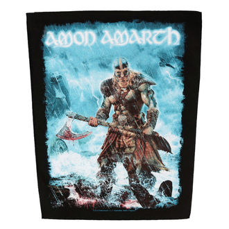 Grand Patch AMON AMARTH - JOMSVIKING - RAZAMATAZ, RAZAMATAZ, Amon Amarth
