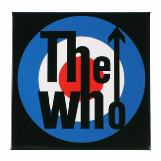 Aimant The Who - ROCK OFF, ROCK OFF, Who