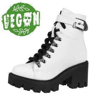 Chaussures ALTERCORE pour femmes - Enid - vegan blanc, ALTERCORE