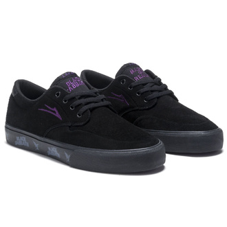 Chaussures Lakai x Black Sabbath - Master of Reality - Riley 3 - noir suède, Lakai x Black Sabbath, Black Sabbath