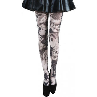 Collants PAMELA MANN - Riley - Noir / blanc, PAMELA MANN