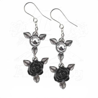 Boucle d'oreille ALCHEMY GOTHIC - Ring O Roses, ALCHEMY GOTHIC