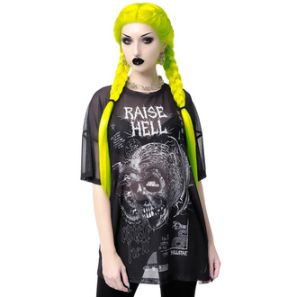 T-shirt pour femmes KILLSTAR - Rise Up Mesh, KILLSTAR