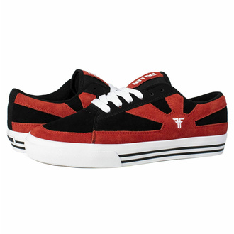 Chaussures pour hommes FALLEN - Rising Sun - Noir / rouge, FALLEN