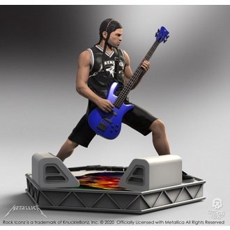 Figurine Metallica - Robert Trujillo - Édition Limitée - KNUCKLEBONZ, KNUCKLEBONZ, Metallica