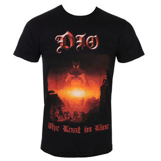 tee-shirt métal pour hommes Dio - The Last In Line - ROCK OFF, ROCK OFF, Dio