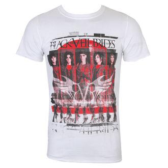 tričko pánské Black Veil Brides - Group Scatter - White - ROCK OFF, ROCK OFF, Black Veil Brides