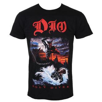 tee-shirt métal pour hommes Dio - Holy Diver - ROCK OFF, ROCK OFF, Dio