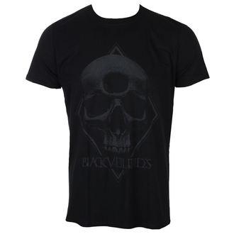 tričko pánské Black Veil Brides - 3rd Eye Skull - Black - ROCK OFF, ROCK OFF, Black Veil Brides