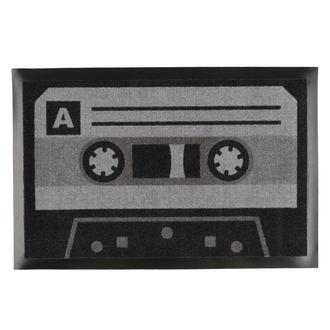 Paillasson Cassette - Schwarz / Grau - Rockbites, Rockbites