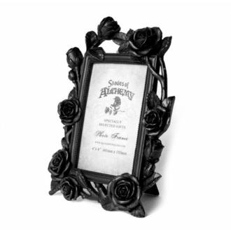 Décoration (Cadre photo) ALCHEMY GOTHIC - Rose & Vine - Noir, ALCHEMY GOTHIC