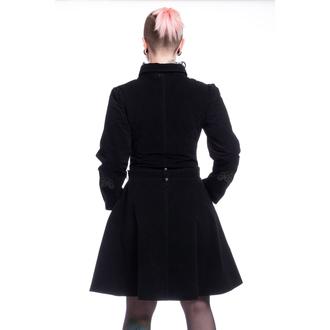 Manteau femmes POIZEN INDUSTRIES - ROZALINA - NOIR, POIZEN INDUSTRIES