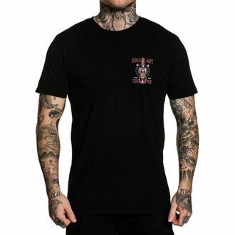 T-shirt pour hommes SULLEN - WOLF DAGGER - NOIR, SULLEN