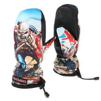 Gants Iron Maiden - Trooper - CELTEK, CELTEK, Iron Maiden