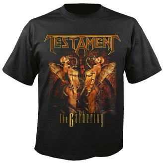 tee-shirt métal pour hommes Testament - The gathering 2017 - NUCLEAR BLAST, NUCLEAR BLAST, Testament