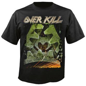 tee-shirt métal pour hommes Overkill - The grinding wheel - NUCLEAR BLAST, NUCLEAR BLAST, Overkill