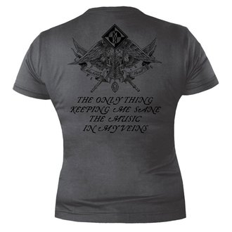 tee-shirt métal pour femmes Machine Head - NUCLEAR BLAST - NUCLEAR BLAST, NUCLEAR BLAST, Machine Head