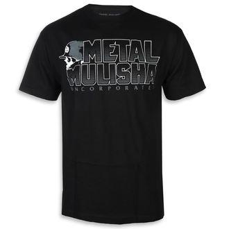 tee-shirt street pour hommes - JAIL BREAK BLK - METAL MULISHA, METAL MULISHA