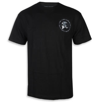 tee-shirt street pour hommes - CHAIN GANG BLK - METAL MULISHA, METAL MULISHA