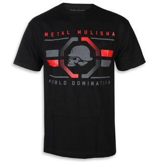 tee-shirt street pour hommes - OCTAGON BLK - METAL MULISHA, METAL MULISHA