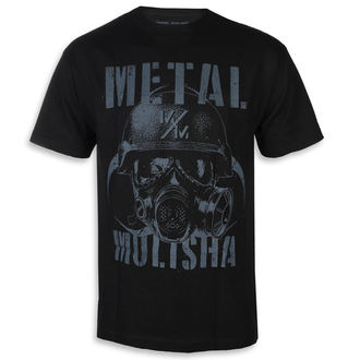 tee-shirt street pour hommes - HAZARD BLK - METAL MULISHA, METAL MULISHA