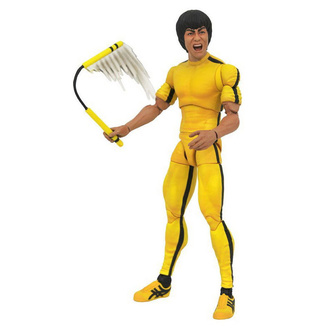 Figurine Bruce Lee - Yellow Jumpsuit, NNM, Bruce Lee
