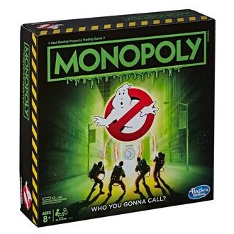 Jeu Ghostbusters - Jeu de société Monopoly, NNM, Ghostbusters