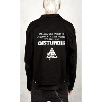 Veste Unisexe DISTURBIA - Denim, DISTURBIA