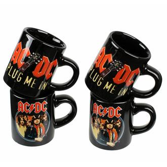 Mug (ensemble de 4pcs) 4 AC / DC, NNM, AC-DC
