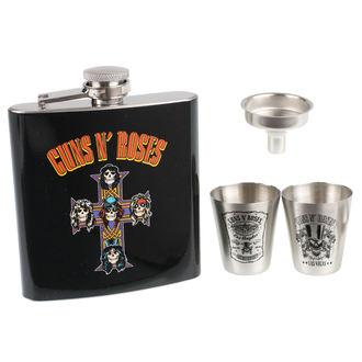 Flasque - Coffret Cadeau Guns N' Roses, NNM, Guns N' Roses