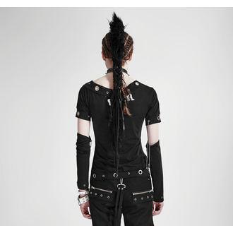 tee-shirt gothic et punk pour femmes - Dead Man - PUNK RAVE, PUNK RAVE