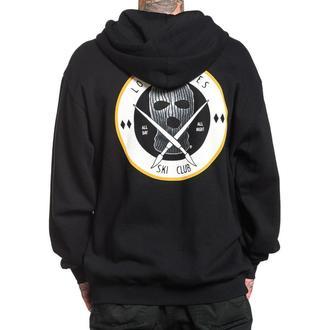 sweat-shirt avec capuche pour hommes - SKI CLUB - SULLEN
