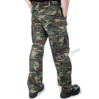Pantalon hommes SURPLUS - HOSE UBERGROEE - DES BOIS, SURPLUS