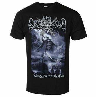 T-shirt pour homme GRAVELAND - THUNDER BOLTS OF THE DODS - RAZAMATAZ, RAZAMATAZ, Graveland