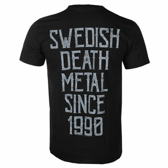 T-shirt pour homme AT THE GATES - SWEDISH DEATH METAL - RAZAMATAZ, RAZAMATAZ, At The Gates