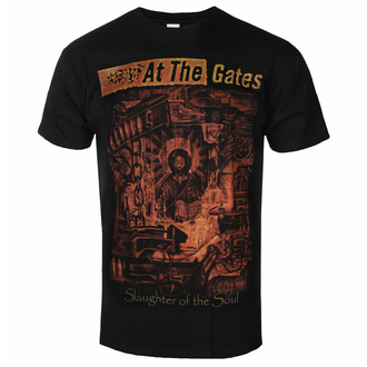 T-shirt pour homme AT THE GATES - SLAUGHTER OF THE SOUL - RAZAMATAZ, RAZAMATAZ, At The Gates