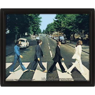 3D la peinture Beatles, NNM, Beatles