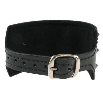 Bracelet 3 Cônes, BLACK & METAL