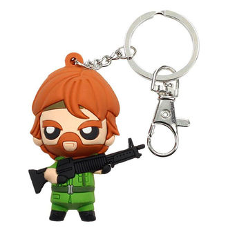 Porte-clés Chuck Norris - Missing in Action, NNM, Chuck Norris