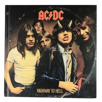 Carnet de notes AC / DC, NNM, AC-DC