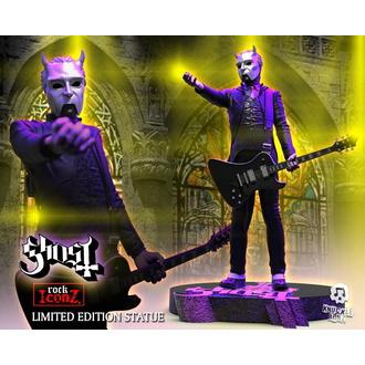 Figurine Ghost - Nameless Ghoul - Black Guitar - KNUCKLEBONZ, KNUCKLEBONZ, Ghost