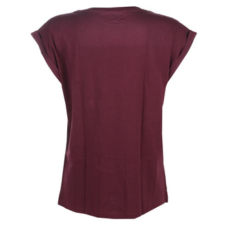 tee-shirt street pour femmes - MUERTE EXT - BLACK HEART, BLACK HEART
